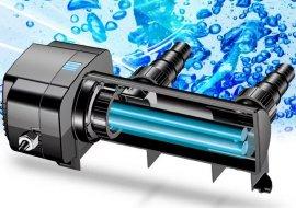 Обеззараживание воды УФ-лампой