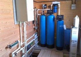 Водоснабжение и водоочистка для индивидуальных домов
