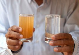 Чем опасна вода с повышенным содержанием железа?