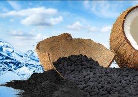 Основные преимущества кокосового угля для водоочистки