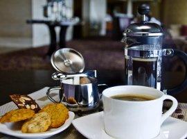 Вода для кофе, чая и приготовления блюд в кафе