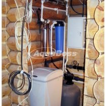 Фильтр для воды Water Boss для загородного дома