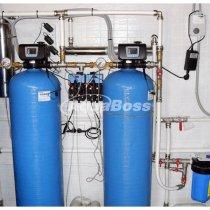 Фильтры для воды колонного типа Аквафор